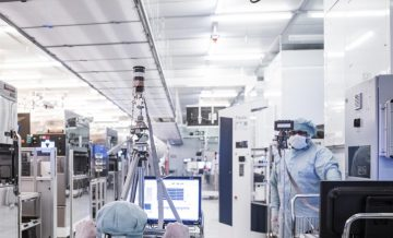 5G-SMART testbed in the Bosch semiconductor factory